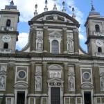 Frascati, novena a Piazza San Pietro